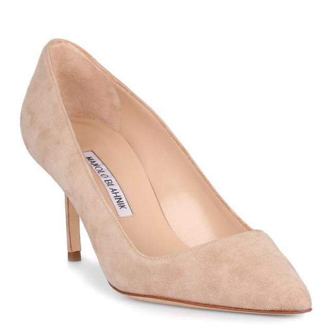 Item - Nude Bb Suede 70mm Pumps Size EU 39 (Approx. US 9) Regular (M, B)
