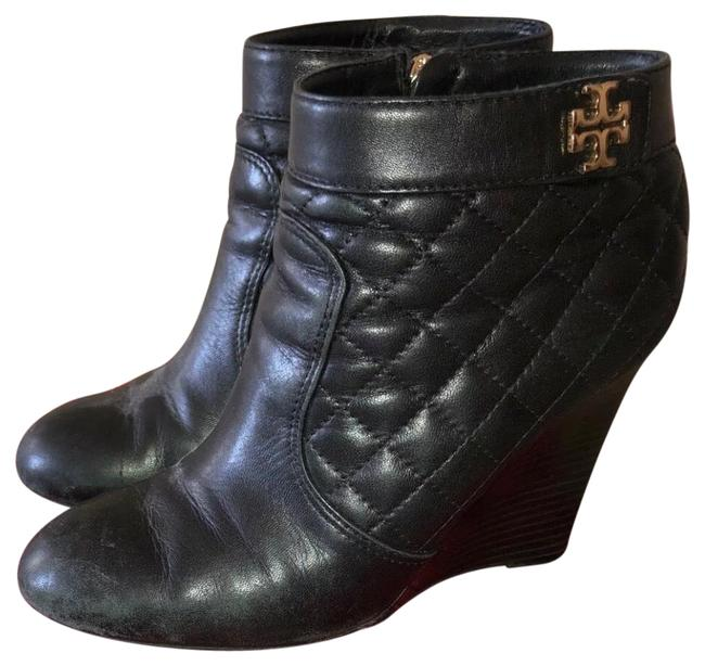 Item - Black Leila Boots/Booties Size US 9.5 Regular (M, B)