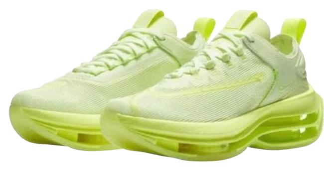 Item - Yellow Lime Zoom Double Stacked Sneakers Size US 6 Regular (M, B)
