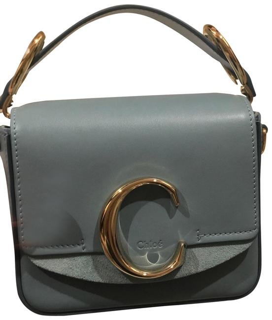Item - Mini C Outer: Calf Leather Lining: Calf Leather Cross Body Bag