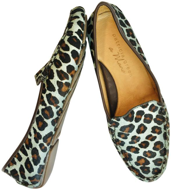 Patricia Green Multicolor A Mano Cow Hive Leopard Print Loafer Drivers Flats Size US 9.5 Regular (M, B) Patricia Green Multicolor A Mano Cow Hive Leopard Print Loafer Drivers Flats Size US 9.5 Regular (M, B) Image 1