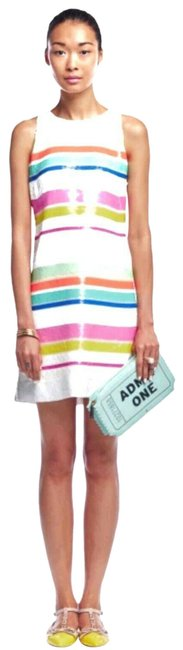 Item - Multicolor Short Night Out Dress Size 6 (S)