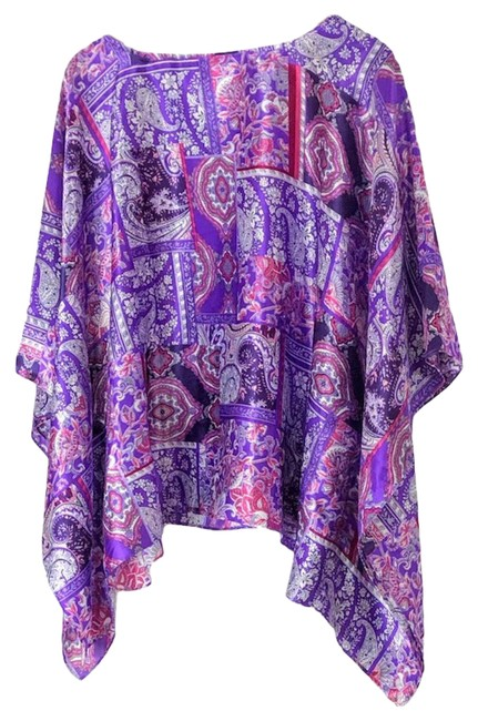 Item - Purple Blouse Size 22 (Plus 2x)