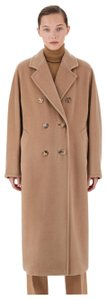 Item - Camel 101801 Wool Coat