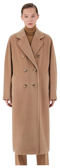 Item - Camel 101801 Wool Coat Size 2 (XS)