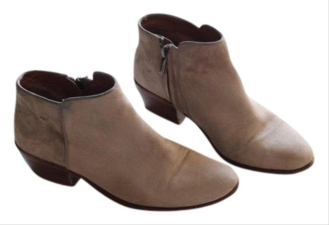 Item - Taupe Penny Boots/Booties Size US 6 Regular (M, B)