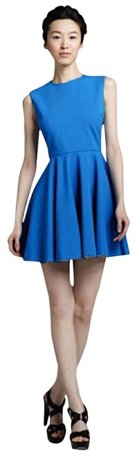 Item - Blue Jeannie Fit-and-flare Short Cocktail Dress Size 2 (XS)