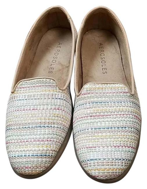 Item - White You Betcha Casual Loafer Pumps Size US 7 Regular (M, B)