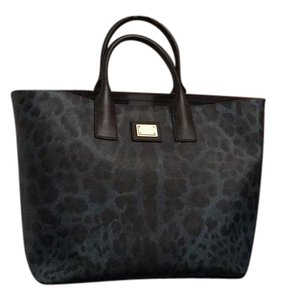 Dolce&Gabbana Tote in Black /Blue