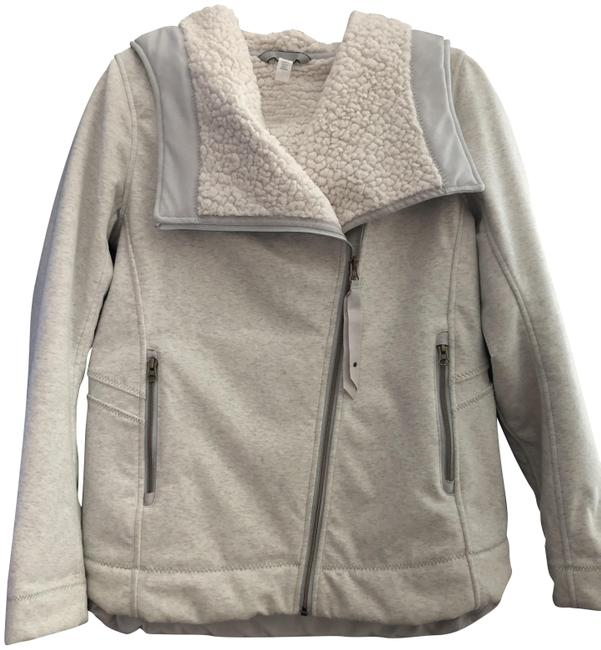 Item - Heathered Silver Spoon Cozy Up Buttercup Activewear Outerwear Size 6 (S)