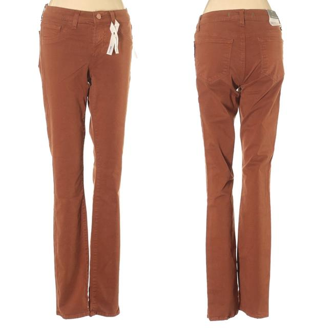 Item - Brown Rust Leg Skinny Jeans Size 00 (XXS, 24)