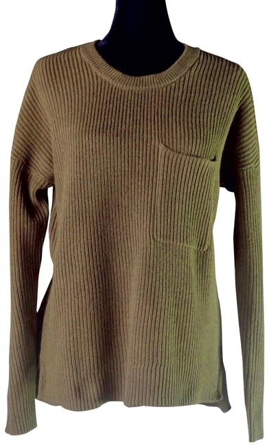 Item - Thompson Pocket New S Green Sweater