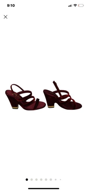 Item - Burgundy 02482950 Pumps Size US 8.5 Regular (M, B)