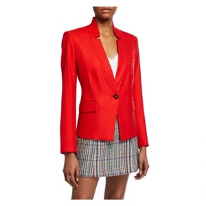 Item - Red Farley Dickey Jacket Blazer