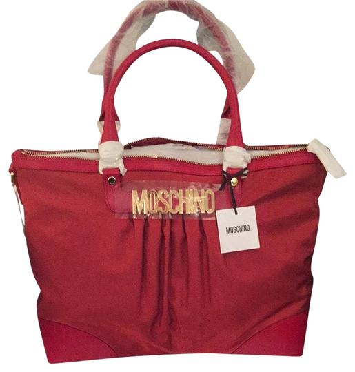 Preload https://item5.tradesy.com/images/moschino-dark-red-nylon-tote-2866414-0-0.jpg?width=440&height=440