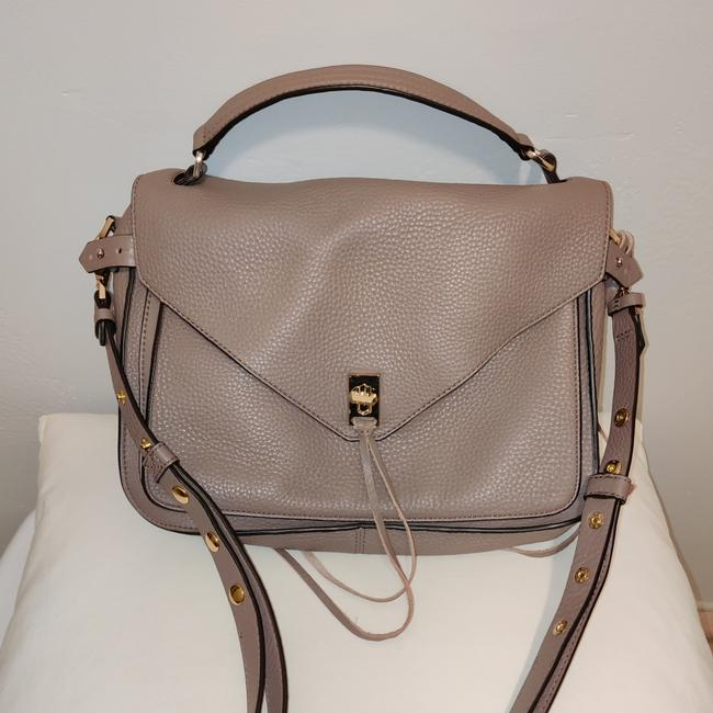 Item - Maeve Purple/Grey Messenger Darren Medium Bag In Color Wallet