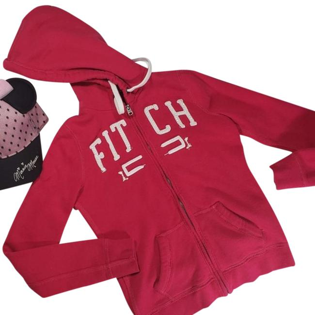 Item - Pink Hot Hoodie X-small Jacket Size 0 (XS)