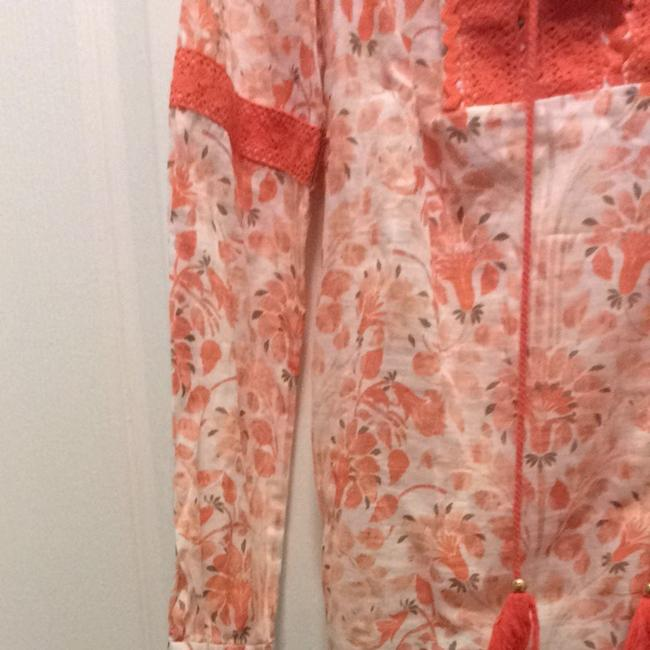 Tory Burch Top Orange Image 4