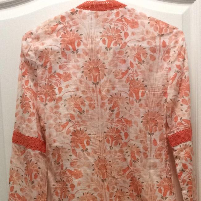 Tory Burch Top Orange Image 5