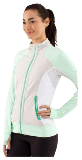 Item - Dune / Fresh Teal / White Beach Runner Activewear Outerwear Size 10 (M)