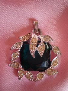 Sarah Coventry Vintage Sarah Coventry 'Holiday Ice' Pendant
