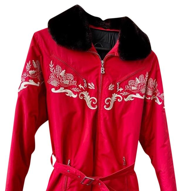 Item - Red Women's Collection Coat Size 4 (S)