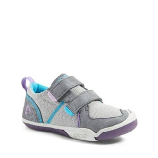 Item - Blue Ty Nylon Unisex Gray With Sneakers Size US 8.5 Regular (M, B)