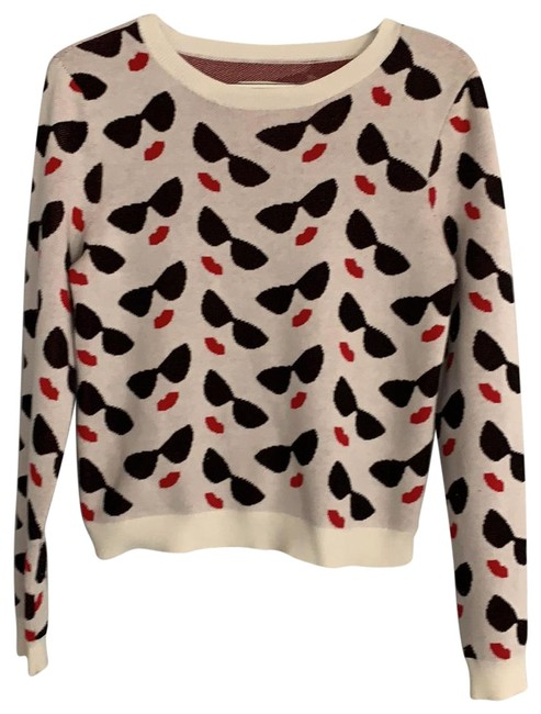 Item - Black White Red Sweater