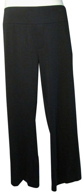 Item - Black Modern Fit Heavy Knit Stretch 20w Pants Size 20 (Plus 1x)