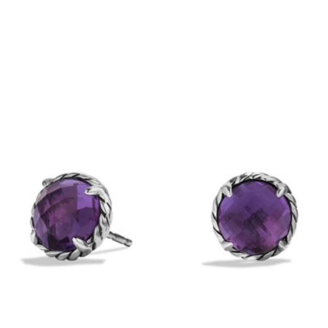 Item - Amethyst Chatelaine Earrings