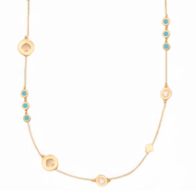 Item - Turquoise Spot The Necklace