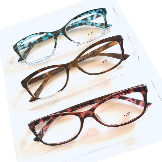 Item - Multicolor Premium Collection Reading Glasses 2.00 Dopter Tortoise Print Readers
