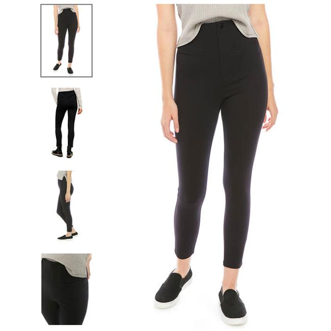 Item - Black Elena High Rise Retail Pants Size 6 (S, 28)
