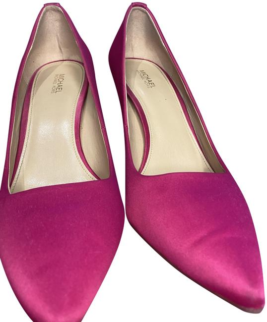 Item - Fuschia Pumps Size US 9 Regular (M, B)