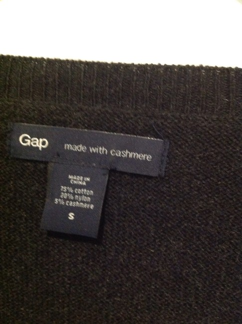 Gap Cashmere Embellished Cardigan