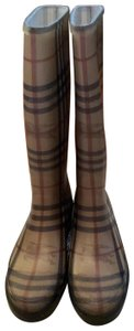 Burberry Classic Burberry Check Boots