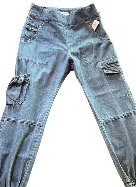 Item - Pilcro and The Letterpress Blue Medium Wash 1234 Relaxed Fit Jeans Size 4 (S, 27)