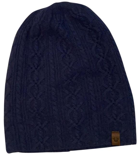 Item - Navy Blue Beanie Hat