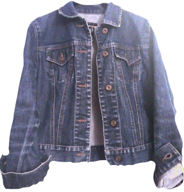 Item - Blue Jean Jacket Size 0 (XS)
