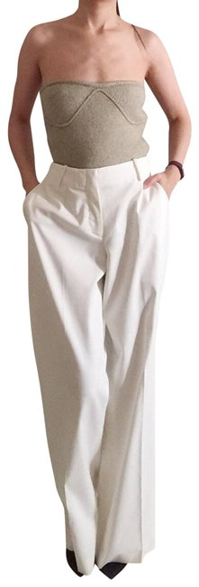 Item - White Heritage Sits Comfortably Pants Size 10 (M, 31)