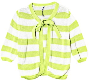 Kokun Striped Cardigan