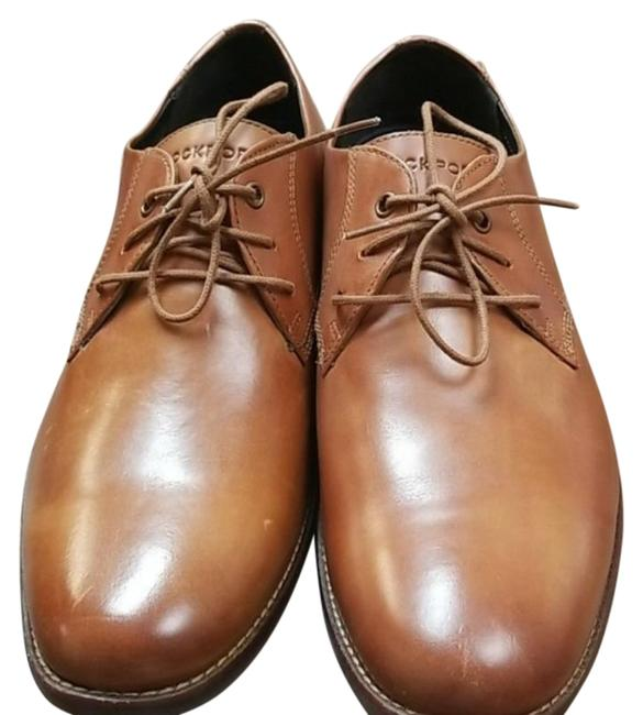 Item - Brown Men's Style Purpose Blucher Leather Oxfords Formal Shoes Size US 10 Regular (M, B)