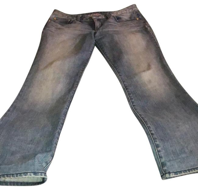 Item - Blue Light Wash Straight Leg Jeans Size 10 (M, 31)