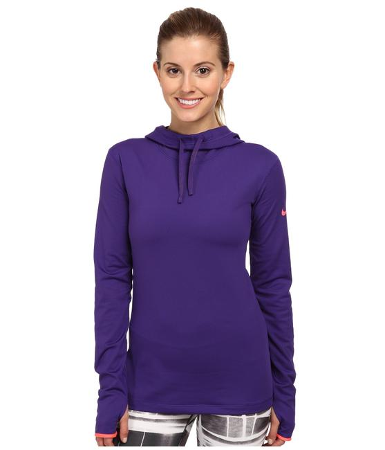 Item - Purple Thermal Pullover Activewear Top Size 8 (M)