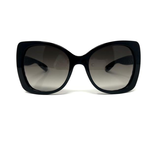 Item - Black Oversized Butterfly Sunnies Sunglasses