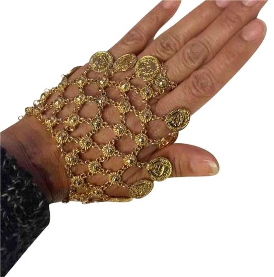 Other HAND CHAIN BRACELET WITH CONNECTED RING