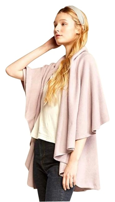 Item - Lavender New York The Shawl Vest Poncho/Cape Size OS (one size)