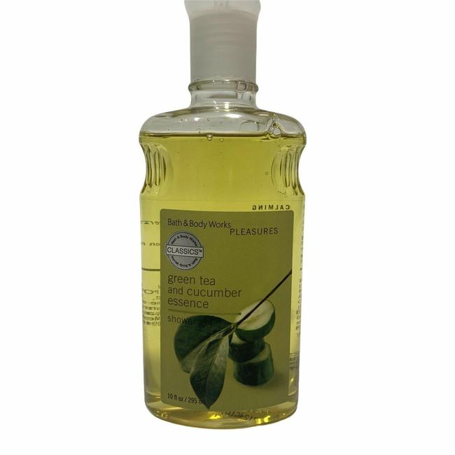 Item - Green Tea Cucumber Essence Shower Gel 10fl Oz Rare