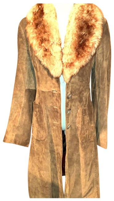 Item - Brown Women's M Coat Size 8 (M)