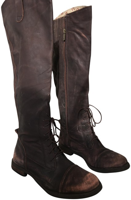 Item - Brush Off Red Lk-ria Boots/Booties Size US 9.5 Regular (M, B)